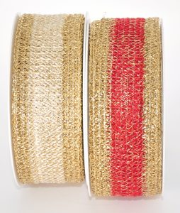 Lurex Gitterband